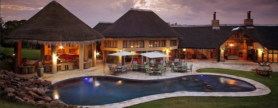 Pilanesberg Game Reserve Bush Lodges